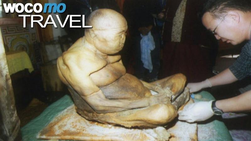 Mumie der mysteriöse sibirische Fall
