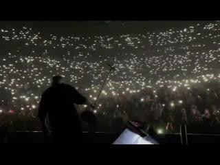 Концерт Басты в Питере Рифмы и Панчи