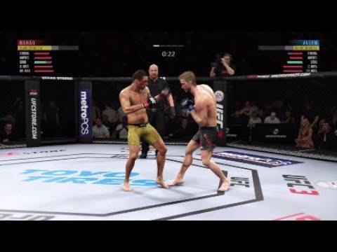 VBl 15 Featherweight Renan Barao vs Arnold Allen