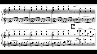 Viktor Kalabis - Allegro impetuoso for Piano