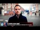 Guarda de trânsito da multa a repórter da ESPN ao vivo em Londres