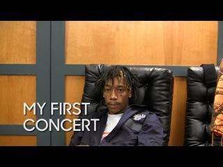 My First Concert: Wiz Khalifa