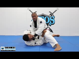 Andre Galvao - The Ultimate Cross Choke From Knee Cut