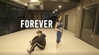[웹드라마 SPUNK(스펑크)] Forever - Chris Brown l dance by Timoteo&Kriesha chu (duet dance, 커플댄스)