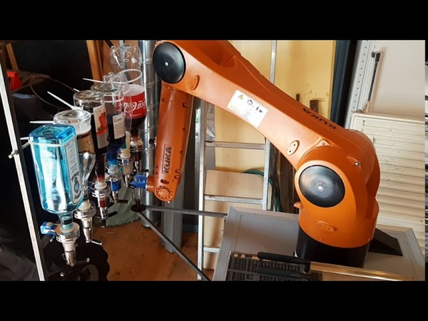 First test of Simatic robot integrator in TIA Portal (mxAutomation) and KUKA KRC4