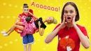 У куклы БАРБИ новый парень – Смешные видео шоу с Barbie. Новые игры для девочек онлайн