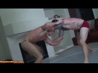 [360] Thunder's Arena - Bearhug Challenge 17 - Frey vs Clint (Wrestling)