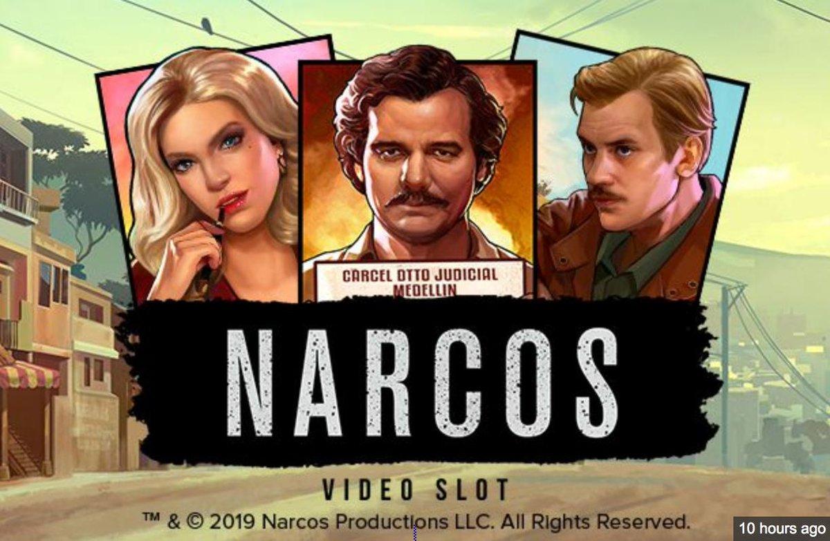 Слот Narcos в онлайн казино Play Fortuna