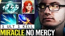 MIRACLE IS BACK WITH NO MERCY! Windranger ARCANA Aghanim 1755 Focus Damage IMBA Ult Dota 2 Pro Build