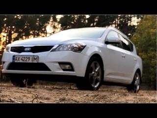 Краткий обзор на купленный в Европе Kia Ceed