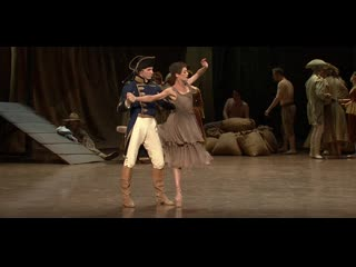 Манон / Massenet / MacMillan - Manon (Aurelie Dupont, Roberto Bolle, Stephane Bullion, Opéra national de Paris- ACT III