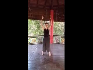 [Alisa Sivakova] соматическая разминка, дыхательные формы, волновой цигун