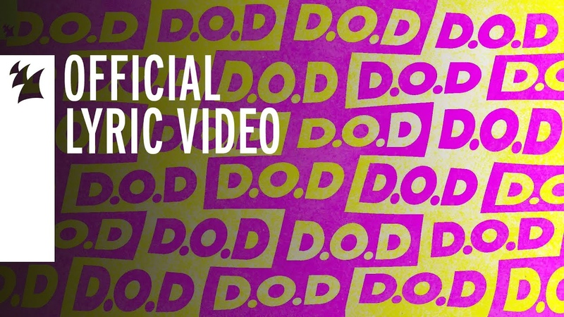 D.O.D feat. The Melody Men Moments Official Lyric Video
