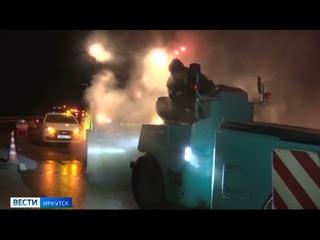 Сергей Брилка: дороги в Иркутске стали делать каче...