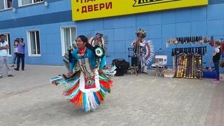 Индейцы в Йошкар Оле