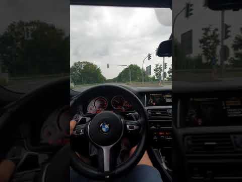 Bmw f10 550i xDrive LCI stage 1 Loud Sound