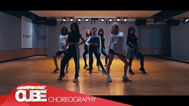CLC(씨엘씨) - 'Like It' (Choreography Practice Video)