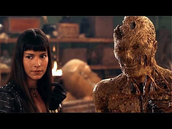 Воскрешение Имхотепа. Рик и Ардет Бей похищают Эвелин   Мумия возвращается