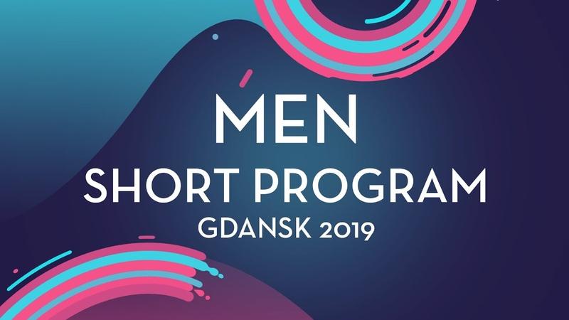 Daniil Samsonov (RUS)   Men Short Program   Gdansk 2019