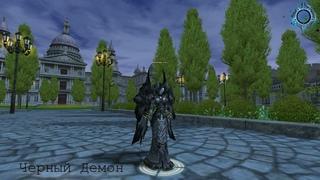 SIlkroad Online   Новые женские костюмы   BlackRogue