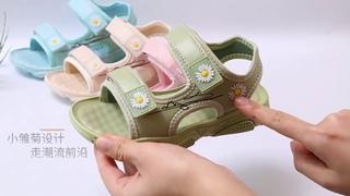 Детская обувь skhek, детские сандалии принцессы для девочек, сандалии ярких цветов с героями мультфильмов, дышащая и легкая