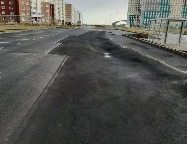 😱 В Ханты-Мансийске провалилась недавно отремонтир...