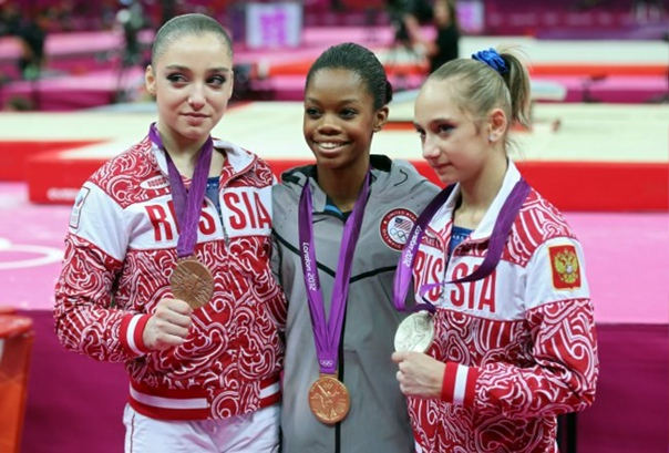 gold medal gymnastics - HD1222×817