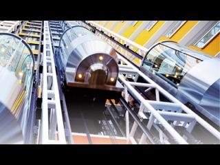 Главстрой: технологии. Промышленный дизайн в России: лифты