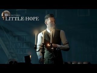 THE DARK PICTURES Anthology: Little Hope – Трейлер с оценками прессы (Curator's Cut & Friend's Pass)