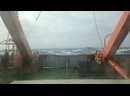 Шторм в Южном океане