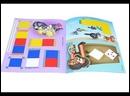 Альбом Сложи узор для малышей 2-3 лет от компании Корвет