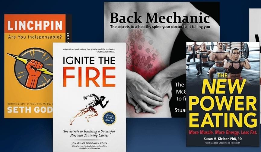 Книги о здоровом питании