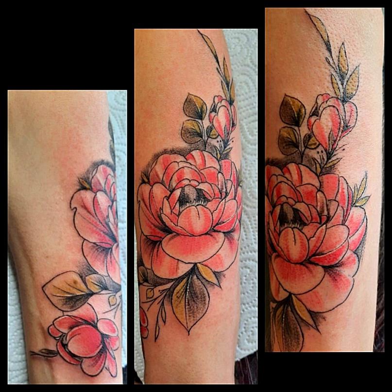 Предлагаю свои услуги по художественной татуировке.