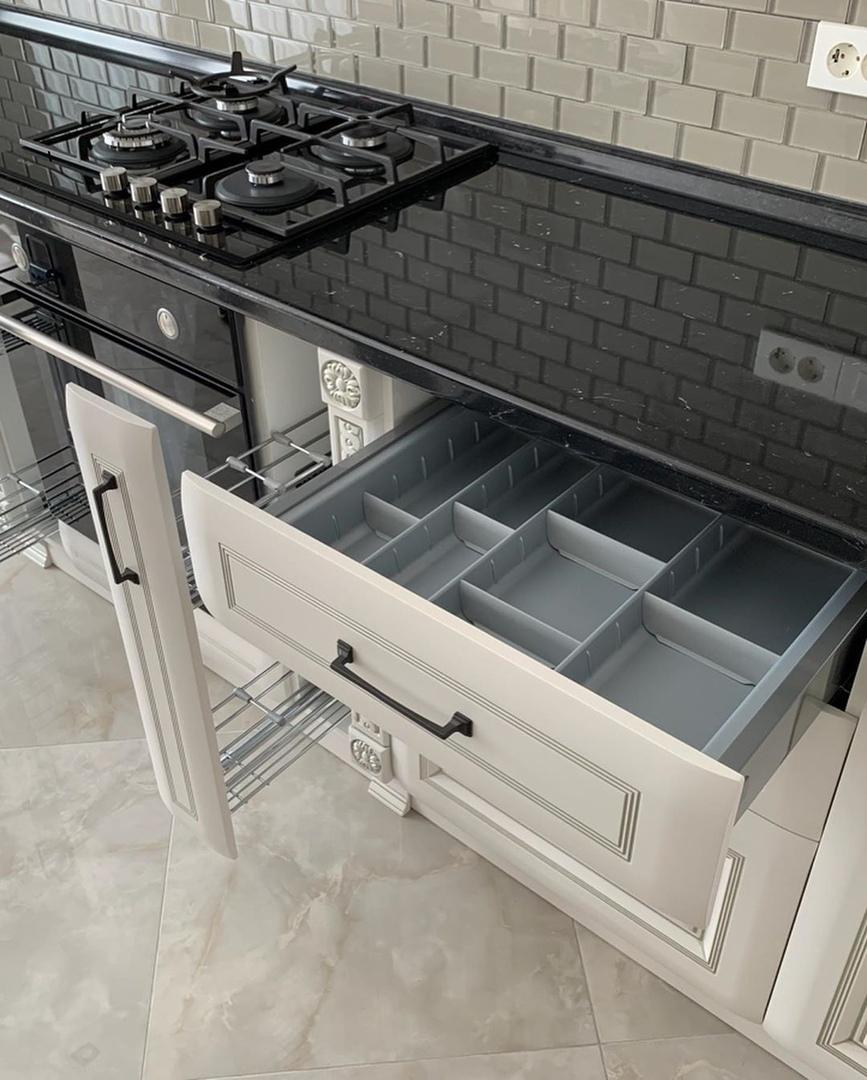 Кухня в клaссическом стиле