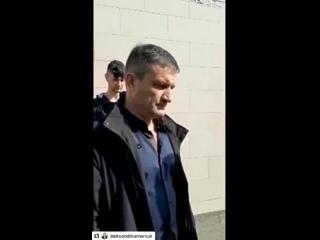 #мойгерой Мужчина, который уже выиграл один иск о незаконности ношения масок
