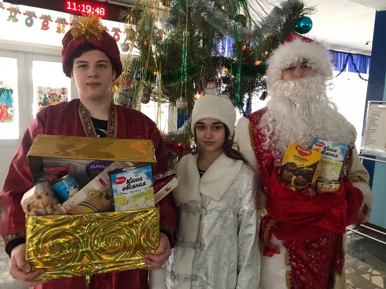 В Петровске продолжается ежегодная благотворительная акция «Добродея»