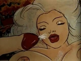 Эротические приключения Красной шапочки (1993) / Le avventure erotix di Cappuccetto Rosso (1993) | Retro Girl 18+