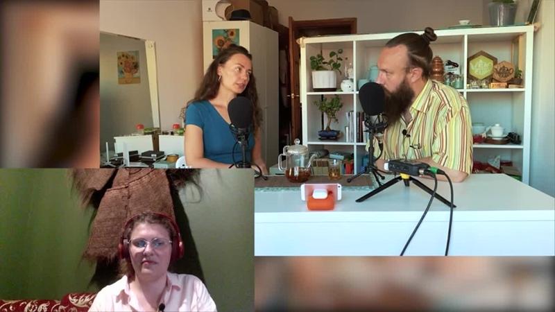 Подкаст За чаем Миксология с Алексеем Купряковым