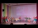 Танец кукол. Балетмейстер - Цыкина Лидия Германовна.
