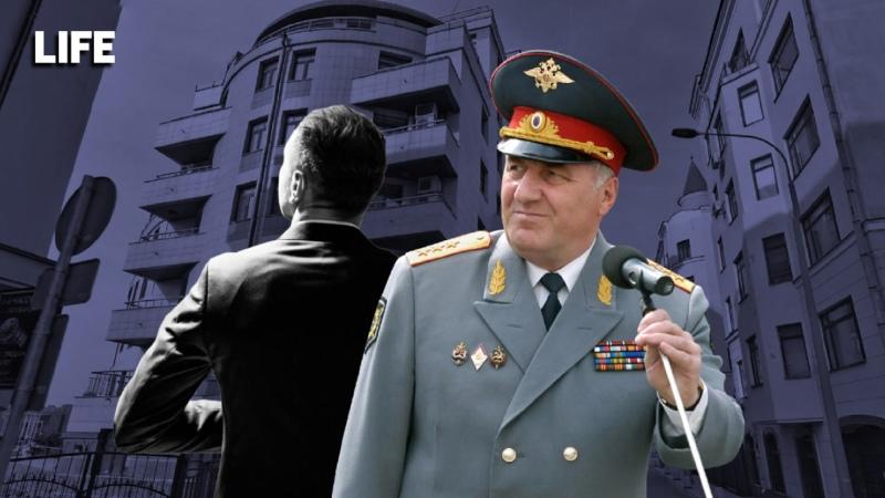 Торговый центр и элитные квартиры в Москве какое наследство оставил сын генерала МВД Владимира Пронина