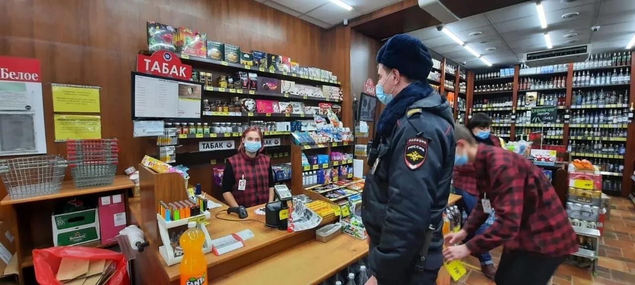 В Петровске в ходе межведомственных рейдов вновь выявили нарушения противоэпидемических требований