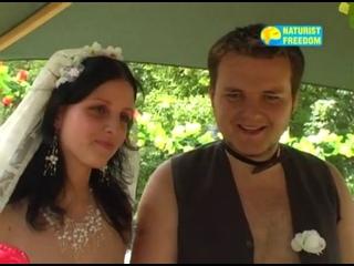Nudist Wedding