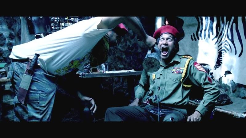 Убийство африканского военачальника Скетчком Кей и Пил Пародия