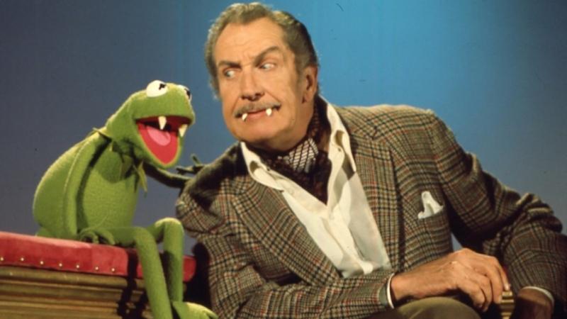 Маппет шоу Винсент Прайс The Muppet Show Vincent Price S1 E19 1977
