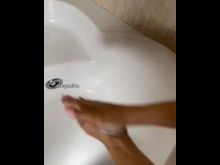Руки нужно мыть тщательно 😜