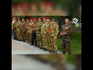 Репортаж про ветеранов спецназа «Витязь» г.Пенза;бой на высоте 541.9 ,в котором погиб наш земляк Арефкин А.В.🎖