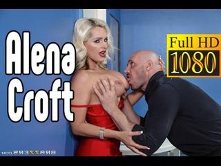 Alena Croft большие сиськи big tits [Трах, all sex, porn, big tits , Milf, инцест, порно blowjob brazzers секс анальное секс
