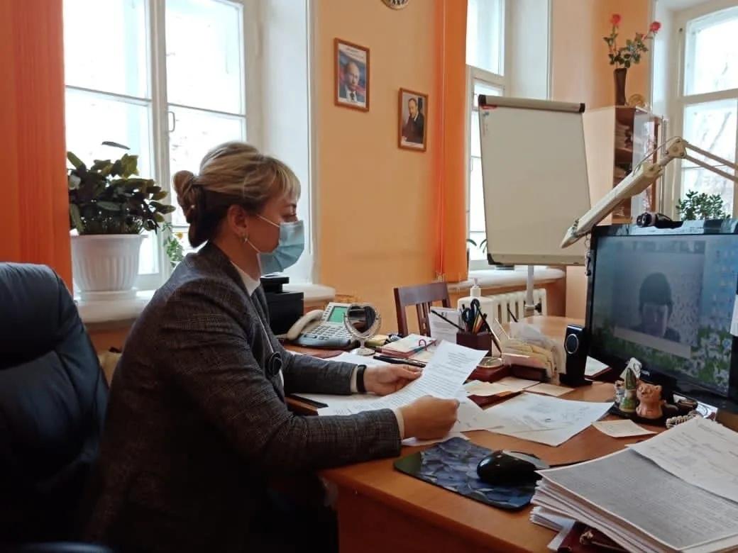 Состоялось заседание межведомственной комиссии по проведению Всероссийской переписи населения в Петровском районе