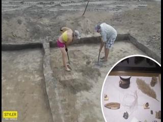В Украине на стройке дороги раскопали уникальные артефакты: открытие уже назвали великим.