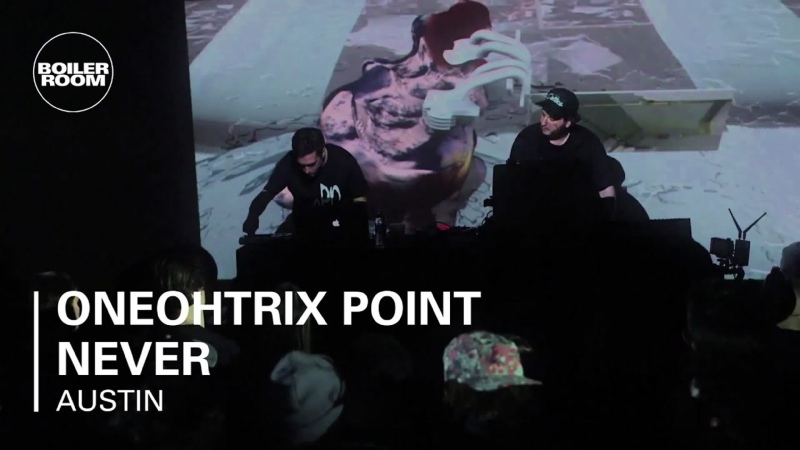 Oneohtrix Point Never Ray-Ban x Boiler Room 005 | Hudson Mohawke Presents Chimes Live Set